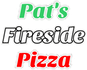 Pat's Fireside Pizza logo