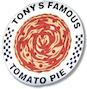 Tony's Famous Tomato Pie logo