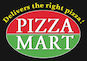 A Pizza Mart First Hill logo