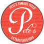 Pete's Famous Pizza logo