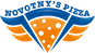 Novotny's Pizza logo