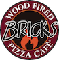 Bricks Wood Fired Pizza - West Dundee logo