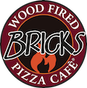 Bricks Wood Fired Pizza - Downtown Lombard logo