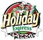 New Holiday Express Pizza logo