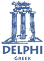 Delphi Greek  logo