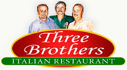 Three Brothers Italian Restaurant logo