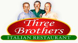 Three Brothers Italian Restaurant logo