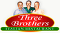 Three Brothers Italian Restaurant - Ocean City logo