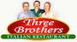Three Brothers Italian Restaurant - Clinton logo