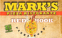 Mark's Red Hook Pizza logo