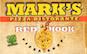 Mark's Red Hook Pizza logo