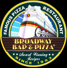 Broadway's Best Pizza logo
