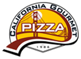 California Gourmet Pizza logo