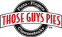 Those Guys Pies logo