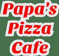 Papa's Pizza Cafe