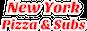 New York Pizza & Subs logo