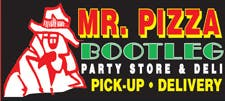 Mr Pizza Bootleg Party Store